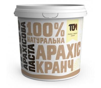 Арахисовая паста ТОМ кранч 1 кг