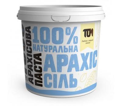 Арахисовая паста ТОМ соленая 1 кг