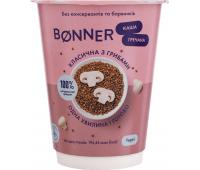 Каша гречана Bonner класична з грибами 50 г