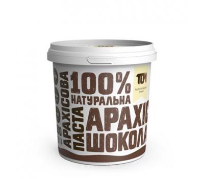 Арахісова паста ТОМ з шоколадом 500 г