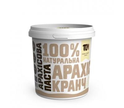 Арахісова паста ТОМ кранч 500 г