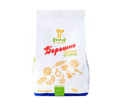 Мука пшеничная органическая Экород 1 кг