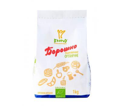 Борошно пшеничне органічне Екород 1 кг