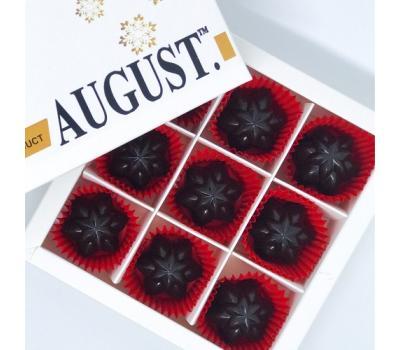 Цукерки з натурального шоколаду «Годжі-фундук»