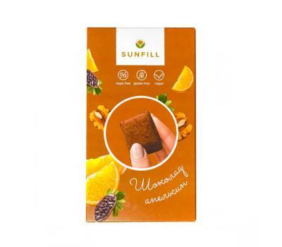Цукерки з апельсином Sunfill 150 г
