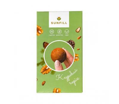 Цукерки з кедровим горіхом  Sunfill 150 г
