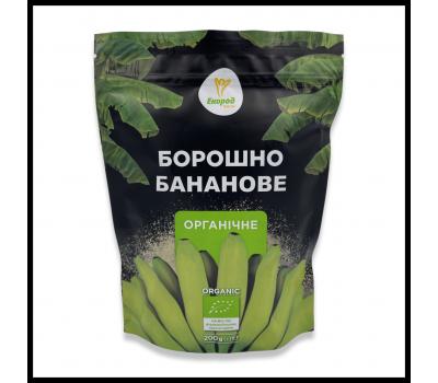 Борошно бананове органічне Екород 200 г