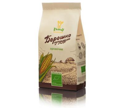 Мука кукурузная органическая Екород 750 г