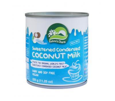 Згущене кокосове молоко Nature's charm, 320 г
