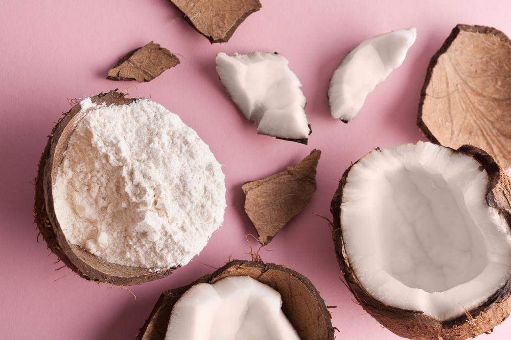Кокосове борошно користь для здоровя